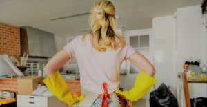 Moving out Cleaning: 4 Hacks and a  Checklist to Get Your Deposit  Back